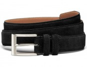 50% off Allen Edmonds Suede Wide Basic Dress Belt