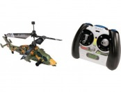 75% off Bear River Radio/Controlled Apache Helicopter