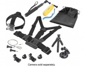 25% off Insignia Essential Accessory Kit for GoPro Action Camera