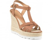 75% off Espadrille Wedge With T Strap Upper