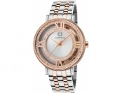 91% off Cabochon Carnaval Two-Tone SS Accents Watch