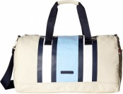82% off Tommy Hilfiger TH Stripes Painted Canvas Large Duffel