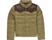 75% off Penfield Pelam Leather Yoke Down Jacket - Girls'
