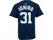 87% off Short-Sleeve Ichiro Suzuki New York Yankees T-Shirt