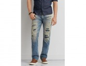 75% off American Eagle Men's Slim Straight Jean