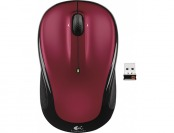 50% off Logitech M325 Wireless Optical Mouse - Red