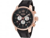 93% off Red Line Topgear Chrono Rose-Tone Case Watch