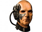 72% off Star Trek Next Generation Deluxe Adult Locutus Latex Mask