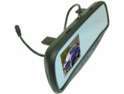 96% off Crimestopper SV-9150 Clip-On Mirror Monitor