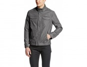 84% off Kenneth Cole REACTION Men's Bonded Moto Jacket