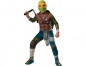 67% off Ninja Turtle Movie Child Michelangelo Costume