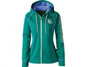 84% off Cabela's Women's Trail Trainer Full-Zip Hoodie