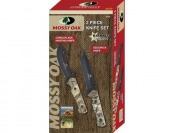 48% off Mossy Oak Hunting 2-Knife Giftset