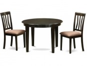 54% off Wooden Importers Boston 3 Piece Dining Set