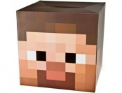 50% off Minecraft Steve Head Mask