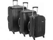 73% off Traveler's Choice Toronto 3-Piece Hardside Spinner