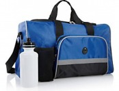 70% off Gym Duffel Bag With Water Bottle