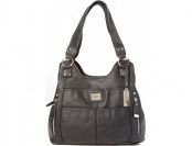 78% off Rosetti Go Rhythm Shoulder Bag - Black