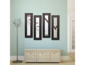 76% off Rayne Mirrors Molly Dawn Feathered Accent Wall Mirror