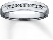 70% off Previously Owned 1/4 ct tw Diamonds 14K White Gold Ring