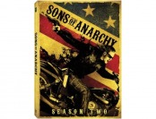 87% off Sons of Anarchy: Season 2 (DVD)