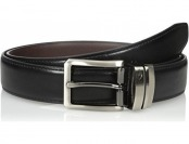 67% off Dockers Men's Feathered Edge Reversible Dress Belt