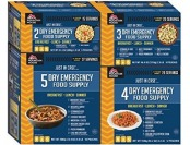 $65 off Mountain House 14 Day Emergency Food Supply