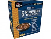 22% off Mountain House 5 Day Emergency Food Supply