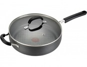 43% off T-fal OptiCook Hard Anodized Nonstick 5Qt Fry Pan
