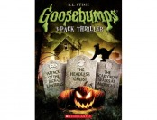 53% off Goosebumps: 3-Pack Thriller (DVD)