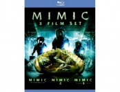 60% off Mimic/Mimic 2/Mimic 3 (Blu-ray)