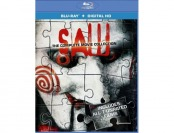 52% off Saw: The Complete Movie Collection (Blu-ray)