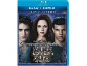 50% off The Twilight Saga: Twilight/New Moon/Eclipse (Blu-ray)