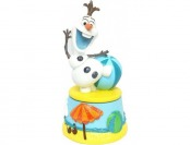 90% off Disney's Frozen Olaf Musical Figurine