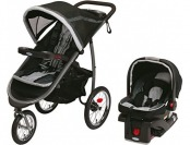 $120 off Graco Fastaction Fold Jogger Click Connect Travel System