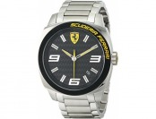 78% off Ferrari Men's 0830168 Aero Evo Analog Watch
