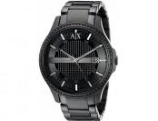 50% off Armani Exchange Men's AX2173 Analog Black Watch