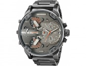 49% off Diesel DZ7315 Mr. Daddy Stainless Steel Watch