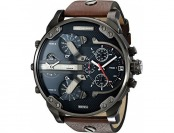 51% off Diesel Men's DZ7314 The Daddies Series Stainless Steel Watch