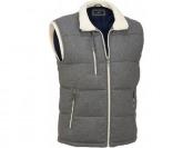 71% off Black Rivet Wool Puffy Vest