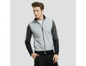 78% off Reaction Kenneth Cole FULL-ZIP COLORBLOCKED JACKET