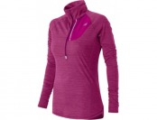 75% off New Balance Merino Half Zip Womens Performance Jacket