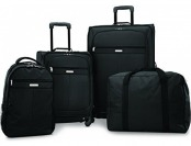 47% off American Tourister Lightweight 4 Pc Spinner Set