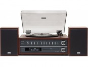 52% off Teac All-In-One Turntable Speaker System with Bluetooth
