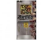 70% off Beistle Zombies Lab Door Cover