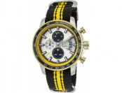 $530 off Lancaster Italy Men's Freedom Chronograph SS Watch