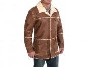 79% off 1816 by Remington Cody Shearling Jacket (For Men)
