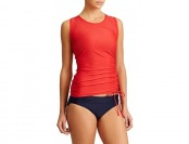 62% off Athleta Womens Scrunch Rashguard