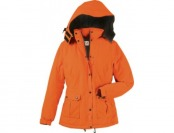 75% off Cabela's A.G.O. Womens Blaze Insulated Parka 'Orange'