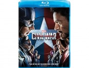 55% off Captain America: Civil War (Blu-ray)